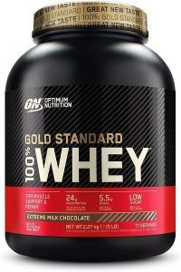 whey gold standard on nutrition